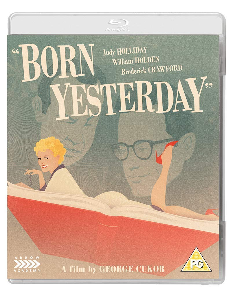 Buy Born Yesterday (Blu-ray)
