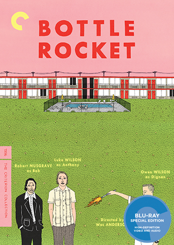 Buy Bottle Rocket (Blu-ray)