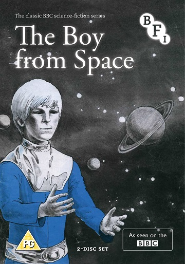 Buy The Boy from Space
