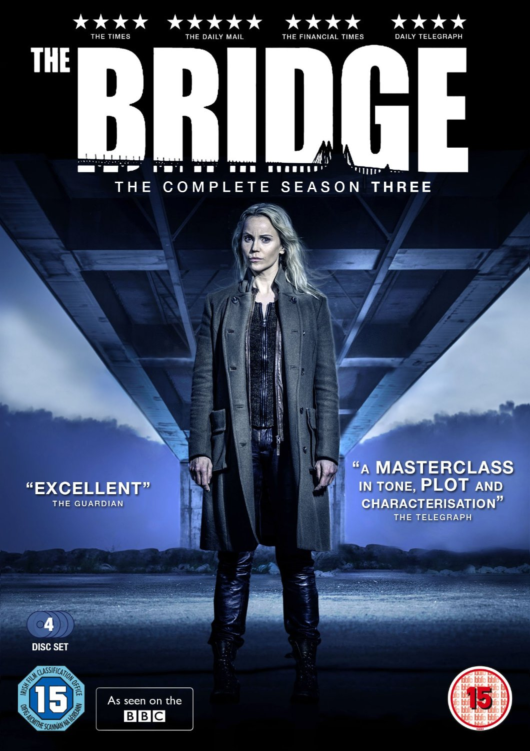 Buy The Bridge: Series 3