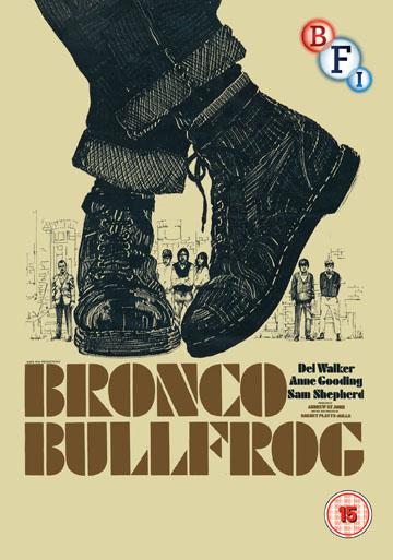 Buy Bronco Bullfrog (Flipside 013)