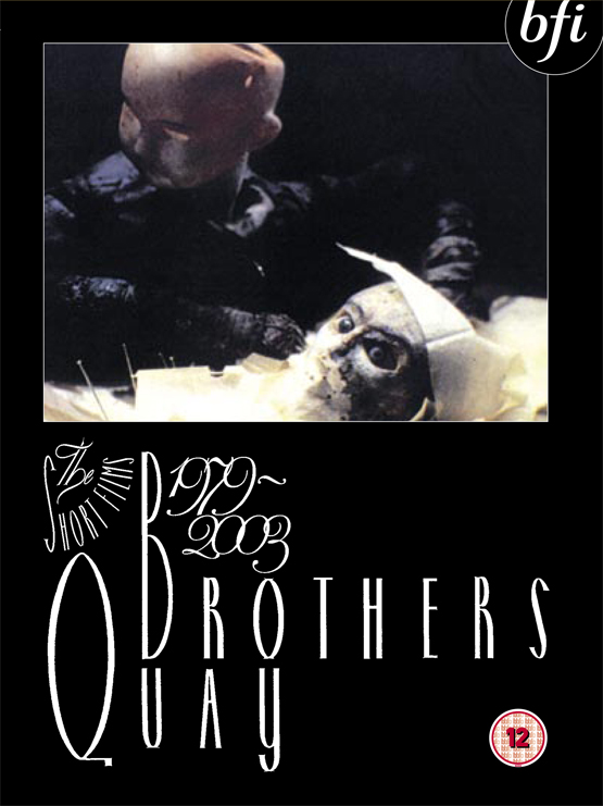 Buy Quay Brothers - The Short Films 1979-2003 (2-DVD set)