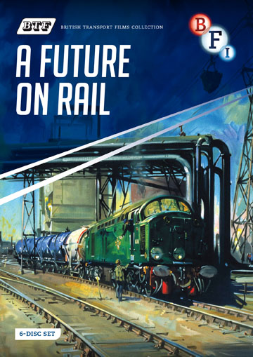 Buy British Transport Films: A Future on Rail (6 disc DVD set)