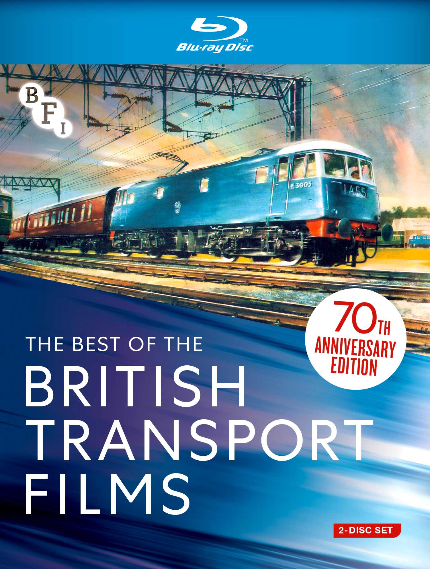 Buy The Best of The British Transport Films 70th Anniversary (2 Blu-ray Set)