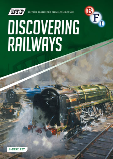 Buy British Transport Films: Discovering Railways