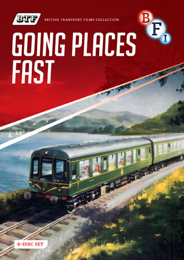 Buy British Transport Films: Going Places Fast