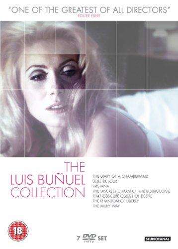 Buy Luis Bunuel Boxset