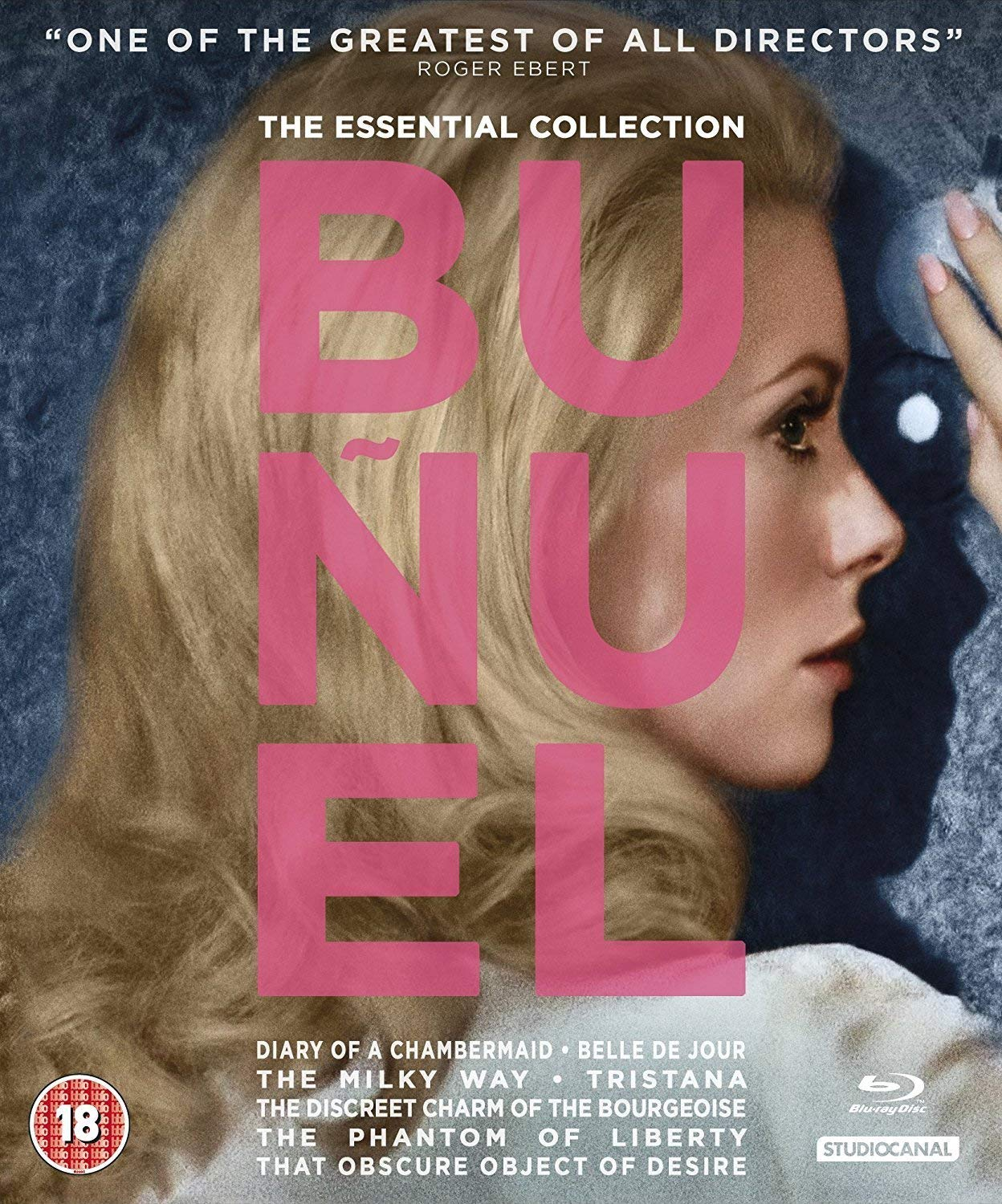Buy Buñuel: The Essential Collection (Blu-ray Box Set)