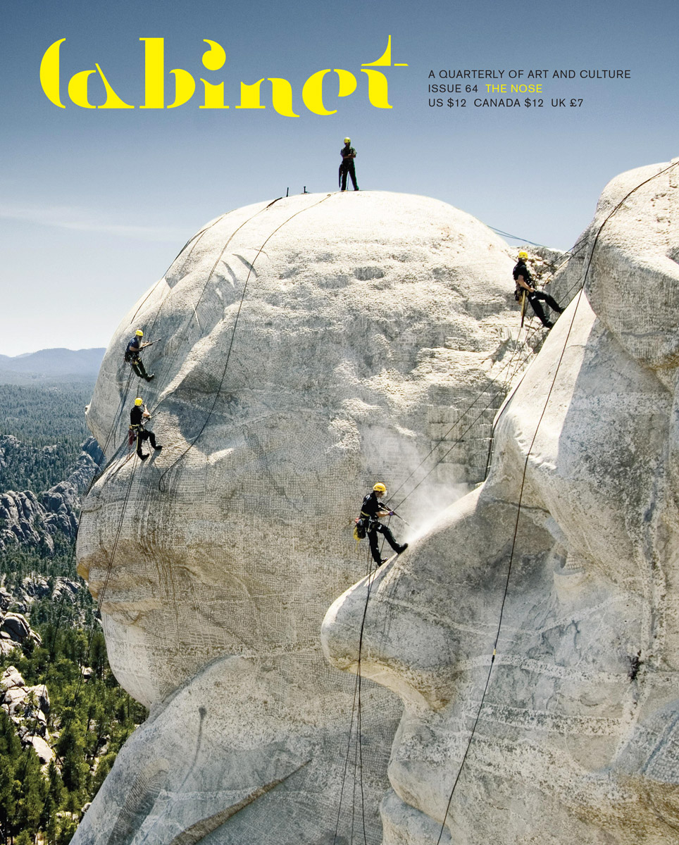 Buy Cabinet Magazine issue 64