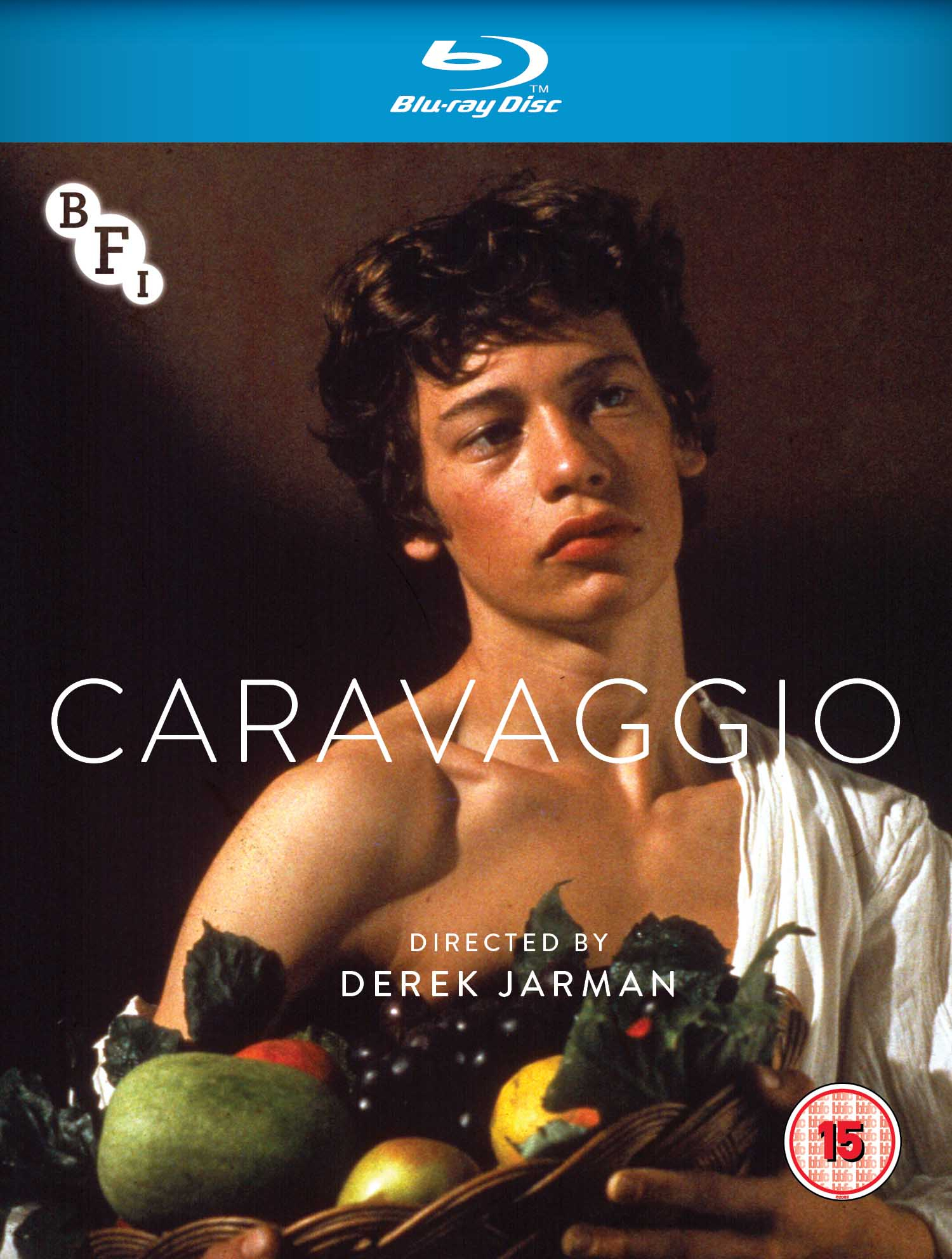 Buy PRE-ORDER Caravaggio (Blu-ray)