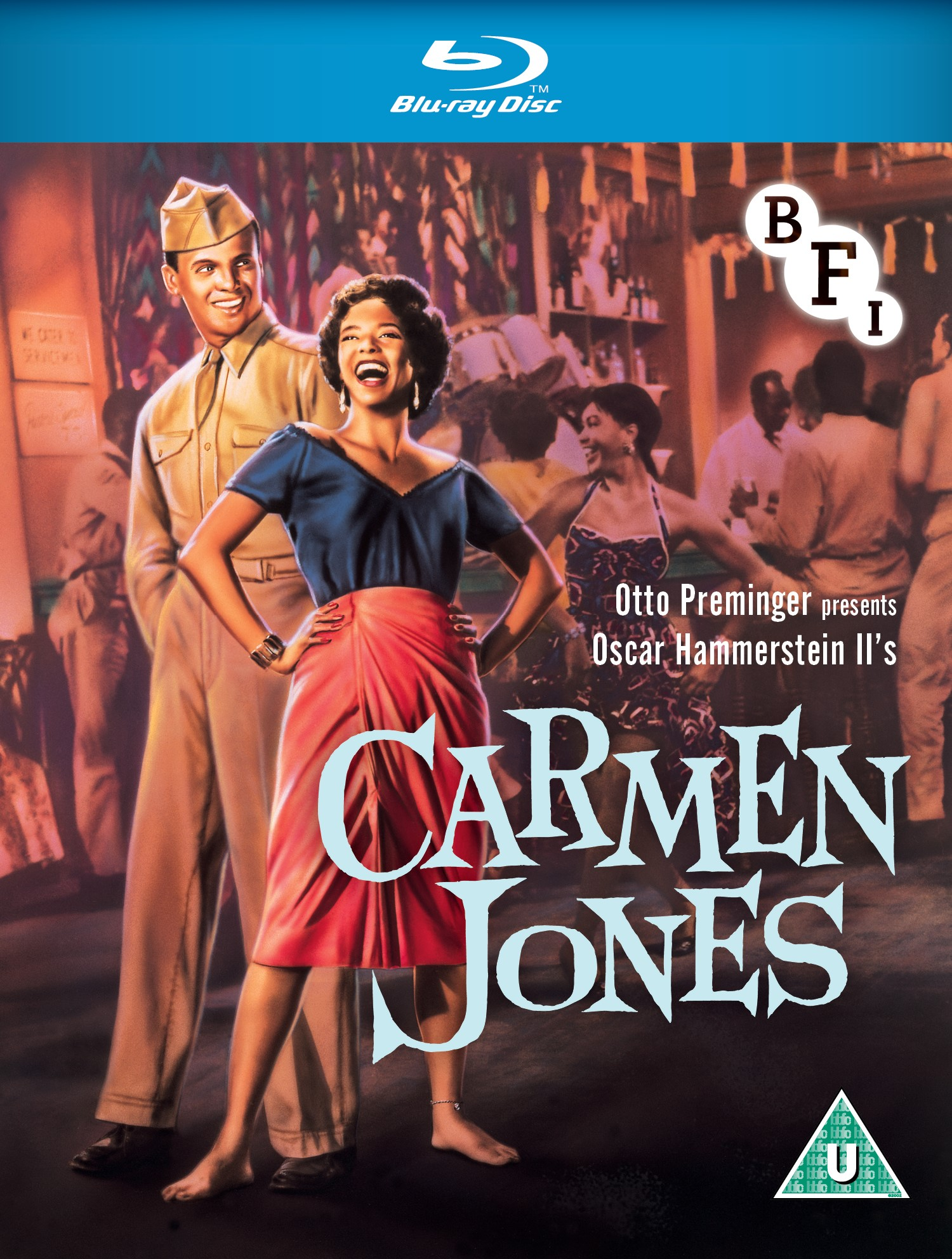 Buy Carmen Jones Blu-ray