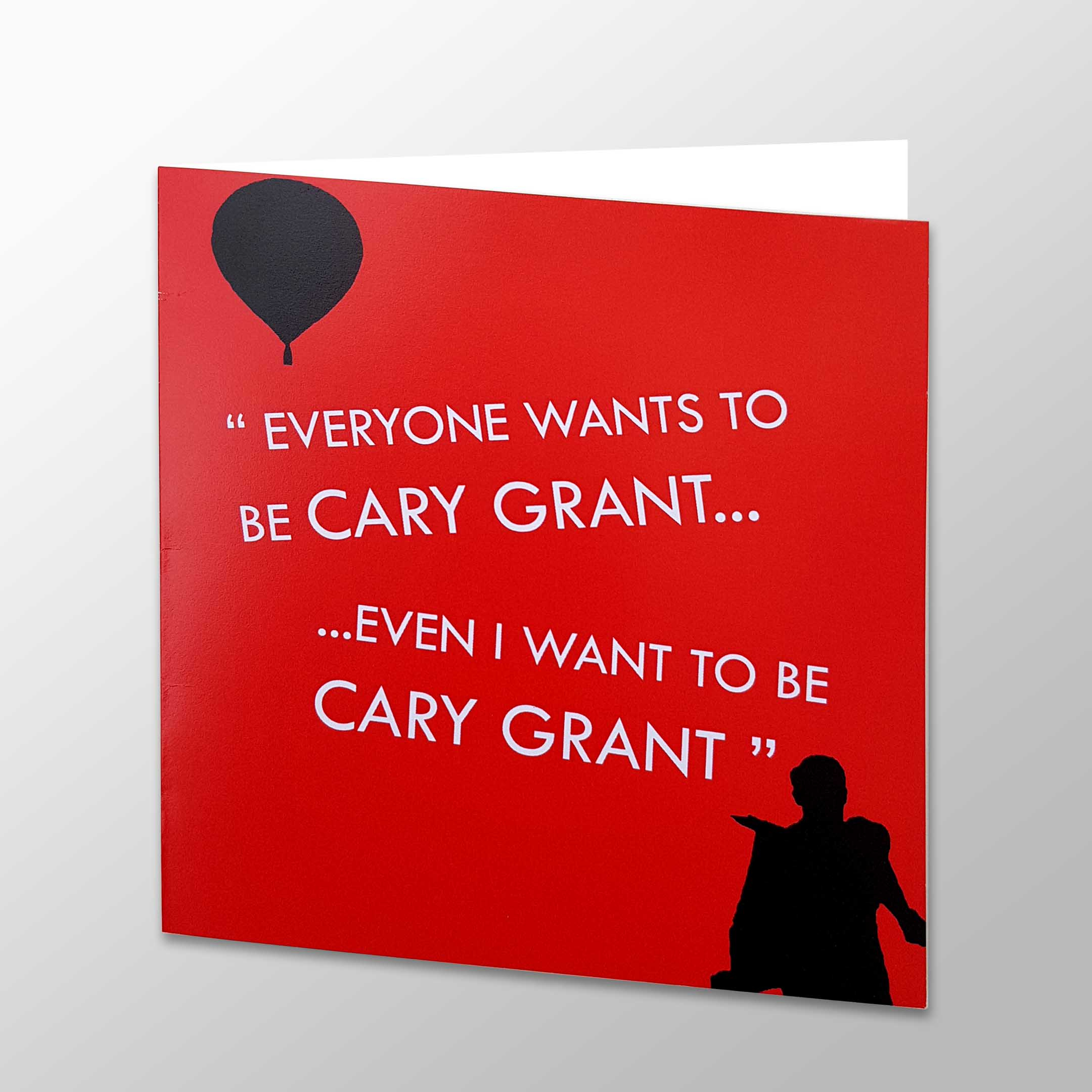 Buy Cary Grant Greetings Card