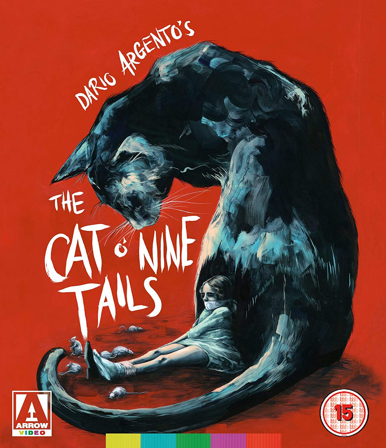 Buy The Cat O' Nine Tails (Limited Edition Dual Format Edition)