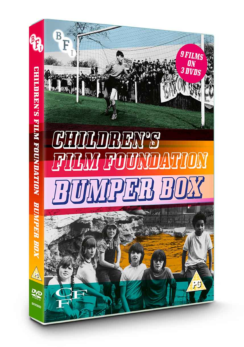 Buy Children's Film Foundation Bumper Box