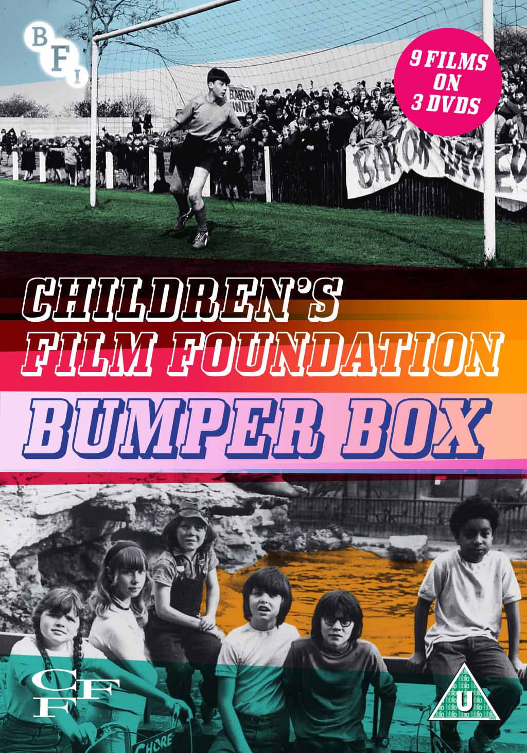 Buy Children's Film Foundation Bumper Box (DVD)