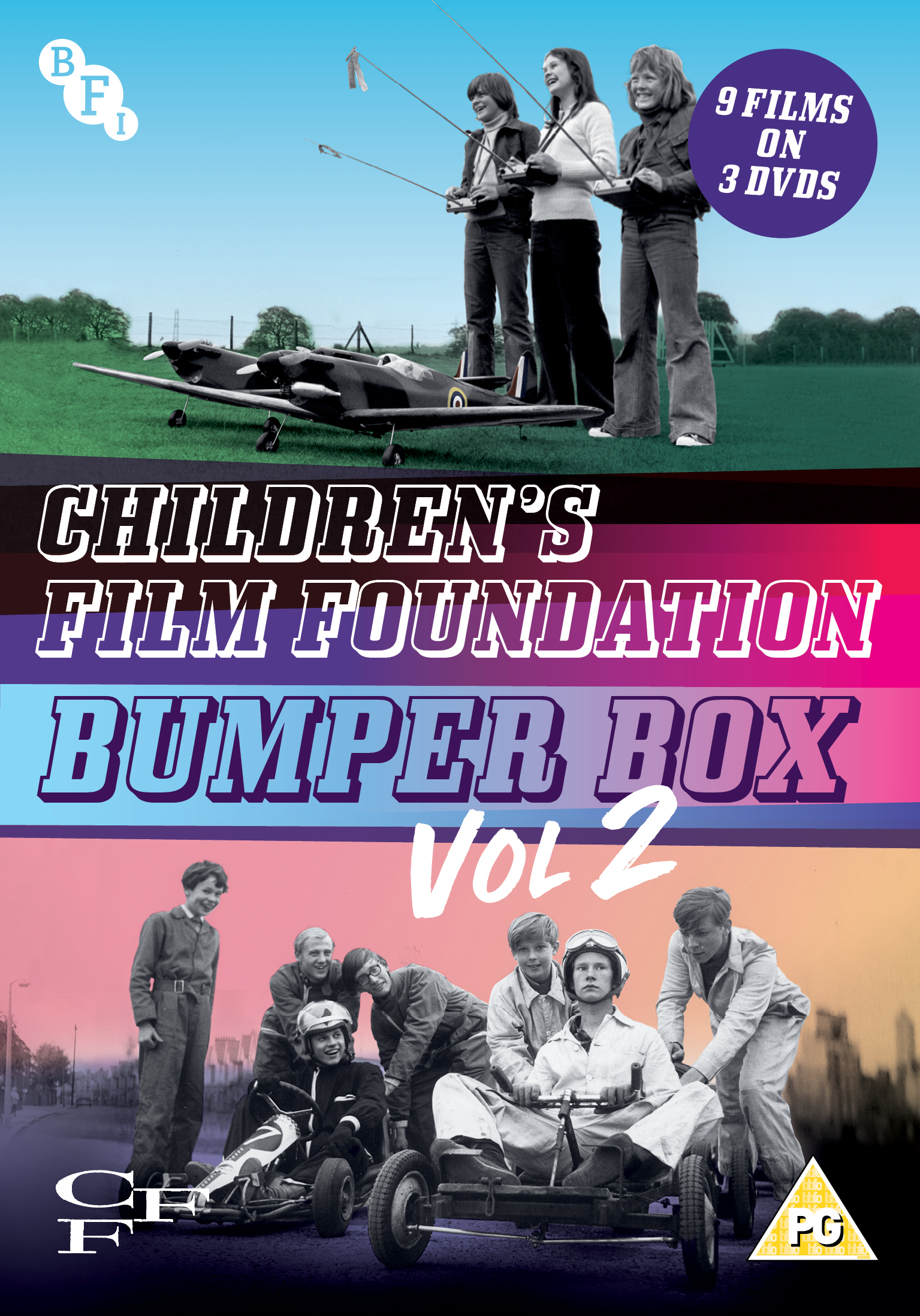 Buy Children's Film Foundation Bumper Box Vol. 2
