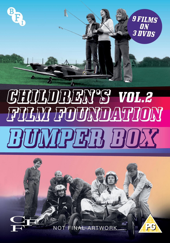 Buy PRE-ORDER Children's Film Foundation Bumper Box Vol. 2
