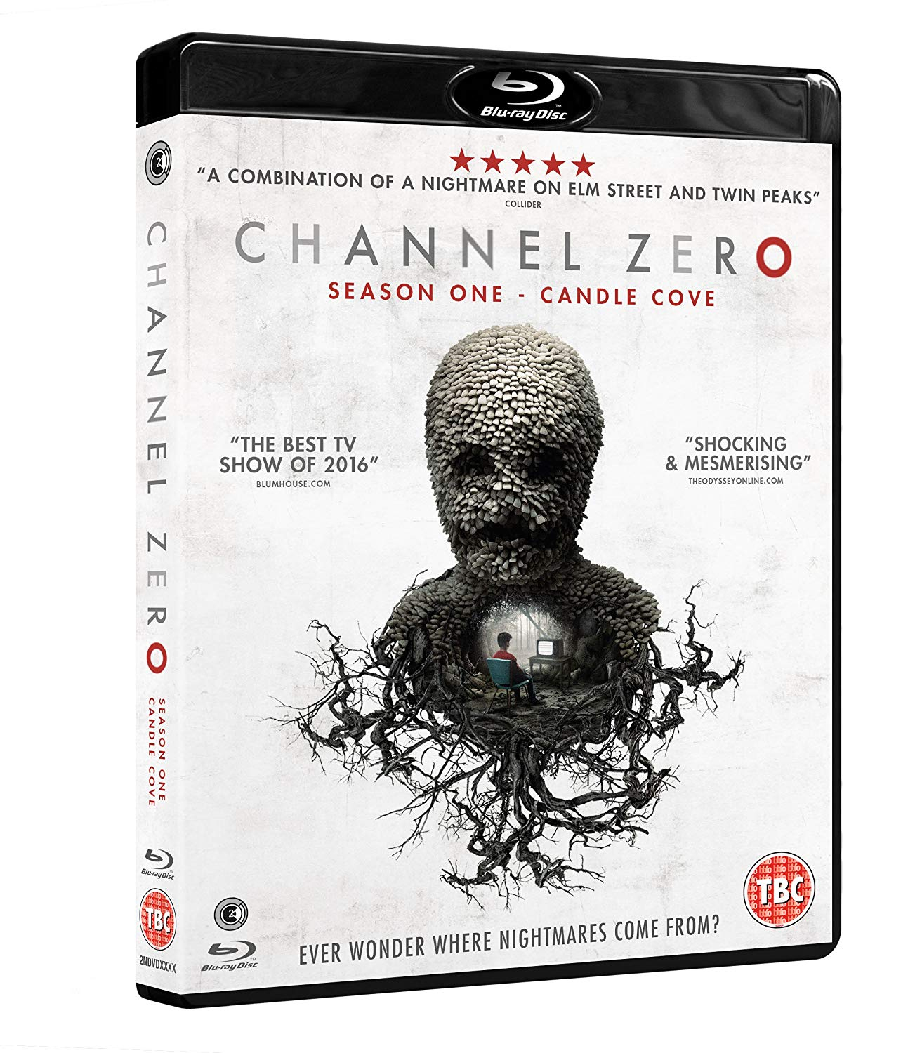 Buy Channel Zero Season One - Candle Cove (Blu-ray)