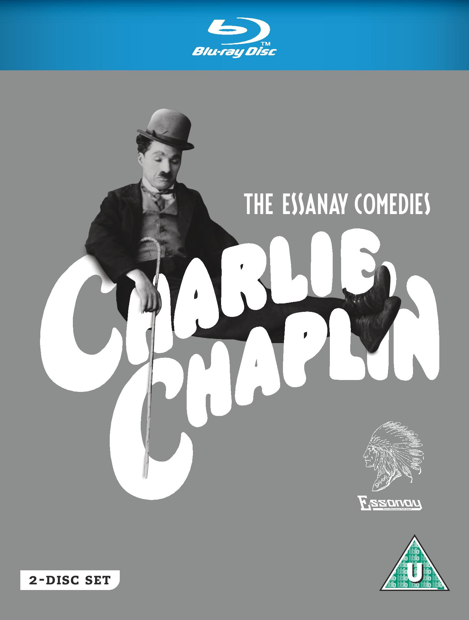 Buy Charlie Chaplin: The Essanay Comedies Blu-ray set