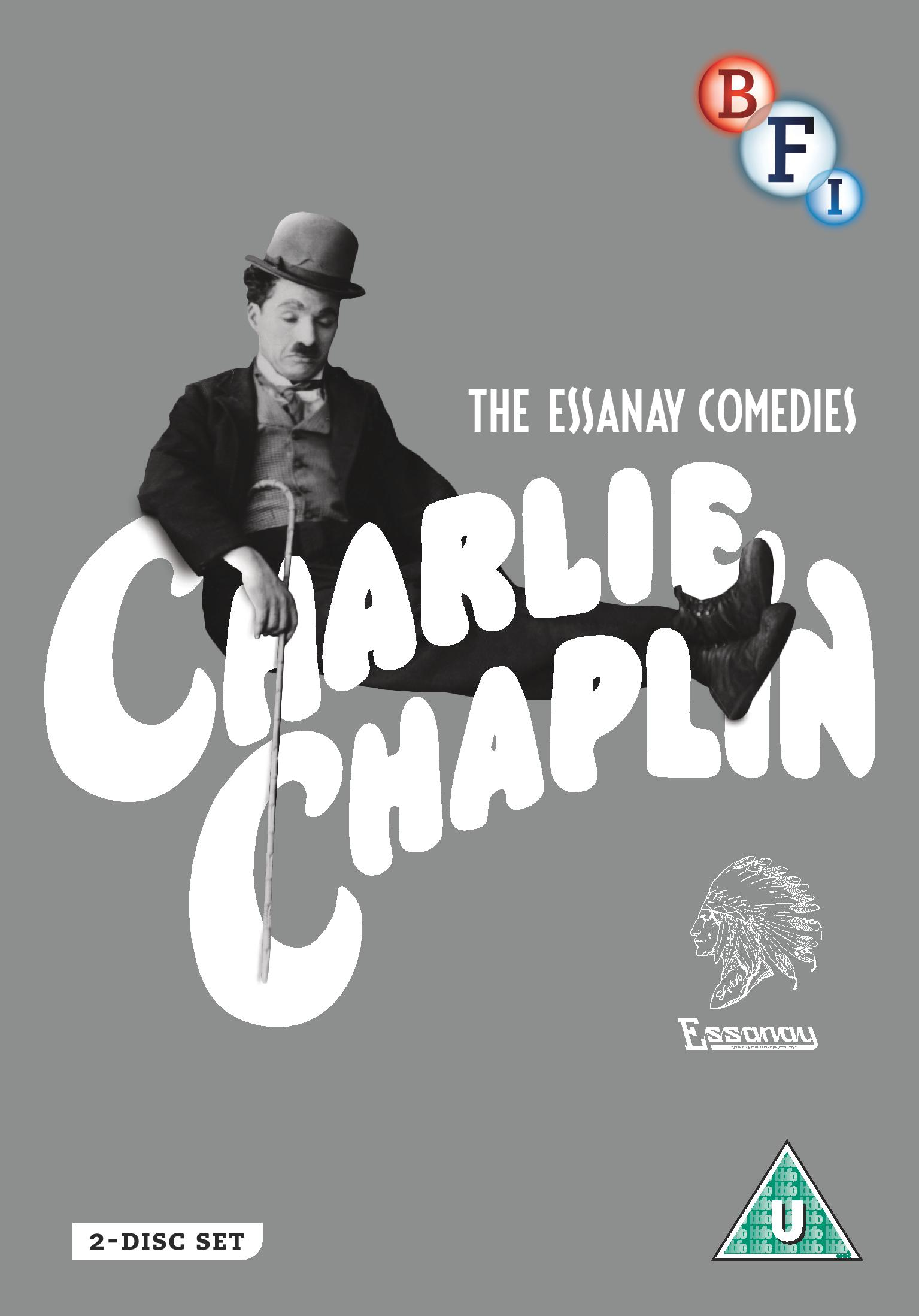 Buy Charlie Chaplin: The Essanay Comedies (DVD)