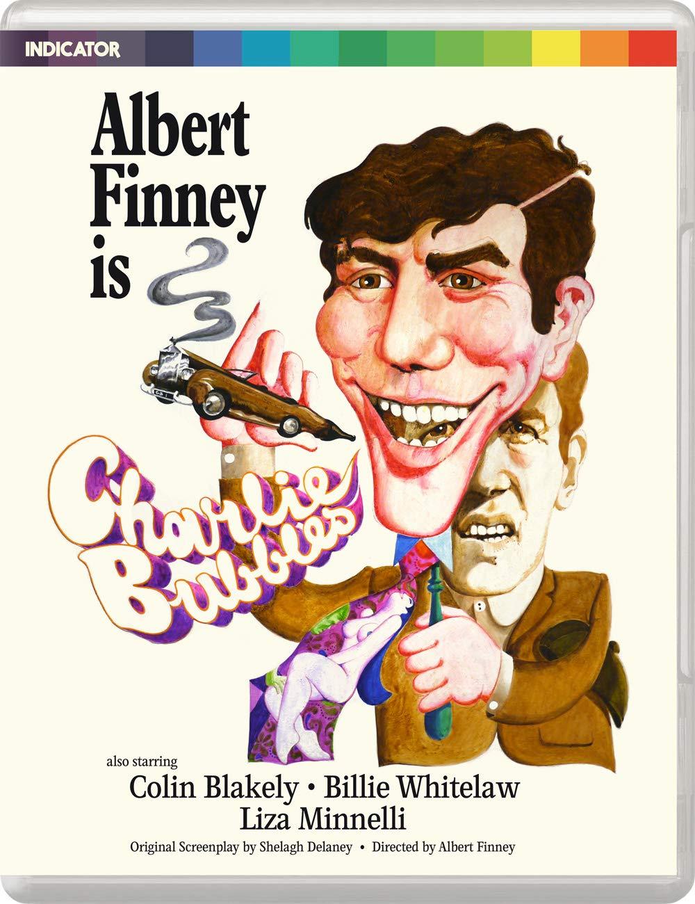 Buy Charlie Bubbles (Blu-ray)