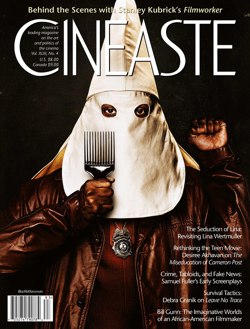 Buy Cineaste Vol XLIII, No. 4
