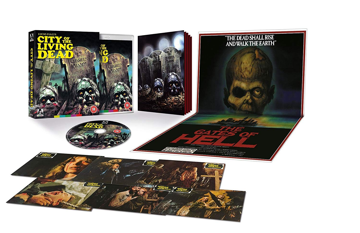 Buy City of the Living Dead (Blu-ray)