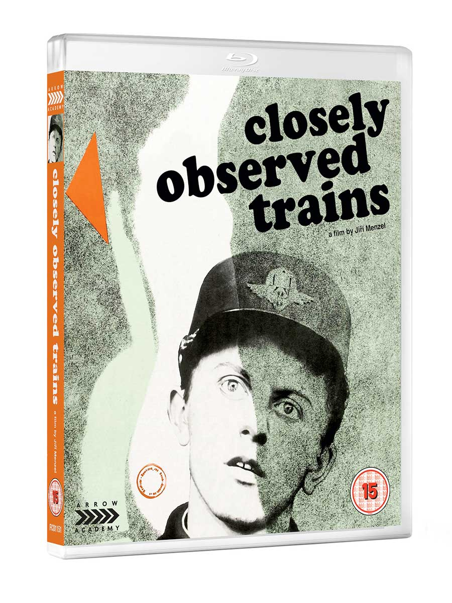 Buy Closely Observed Trains (Dual Format Edition)