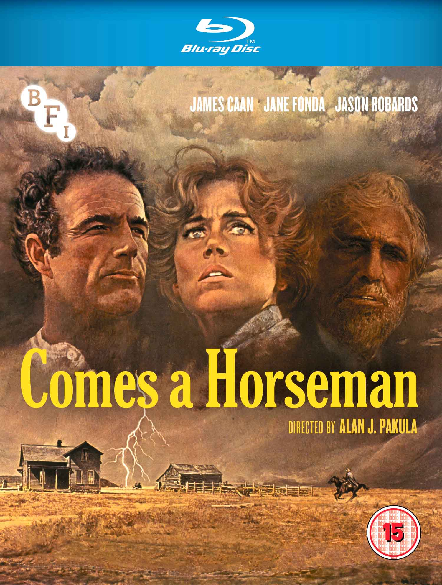 Buy PRE-ORDER Comes a Horseman (Blu-ray)