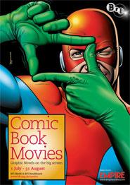 Buy Comic Book Season Poster