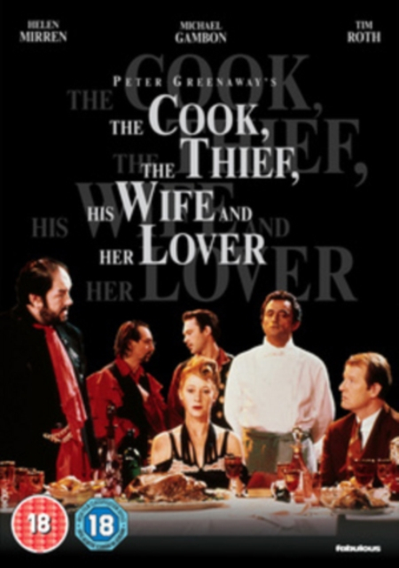 Buy The Cook, the Thief, His Wife and Her Lover