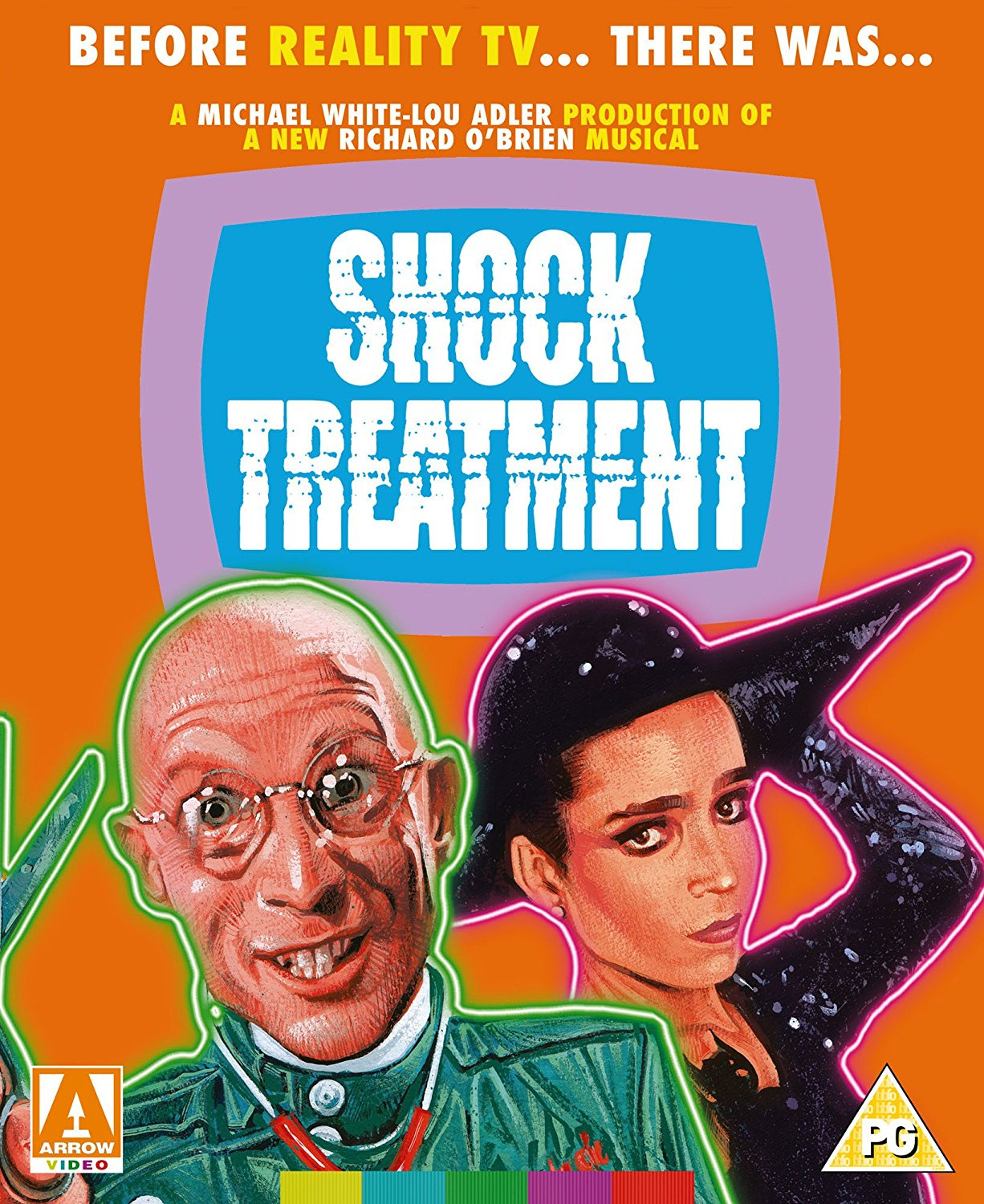 Buy Shock Treatment (Cosmo Edition)