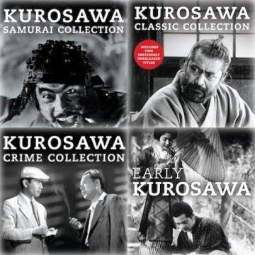 Buy The BFI Akira Kurosawa Complete Collection