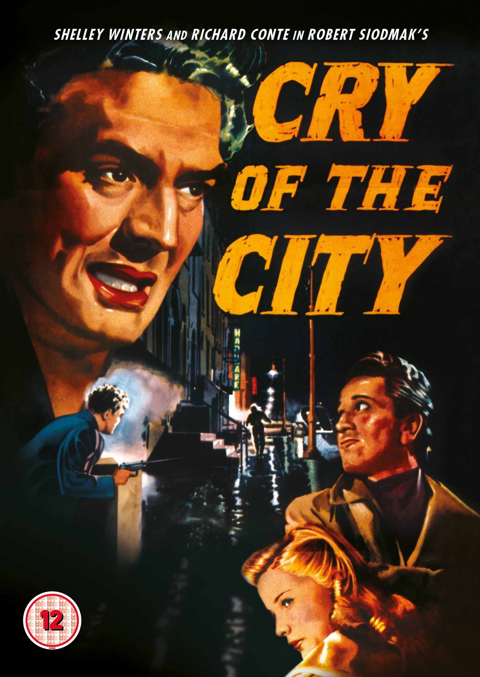 Buy Cry of the City