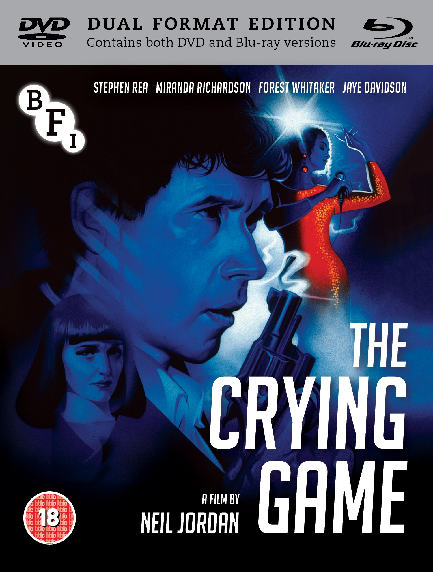 Buy The Crying Game (Dual Format Edition)