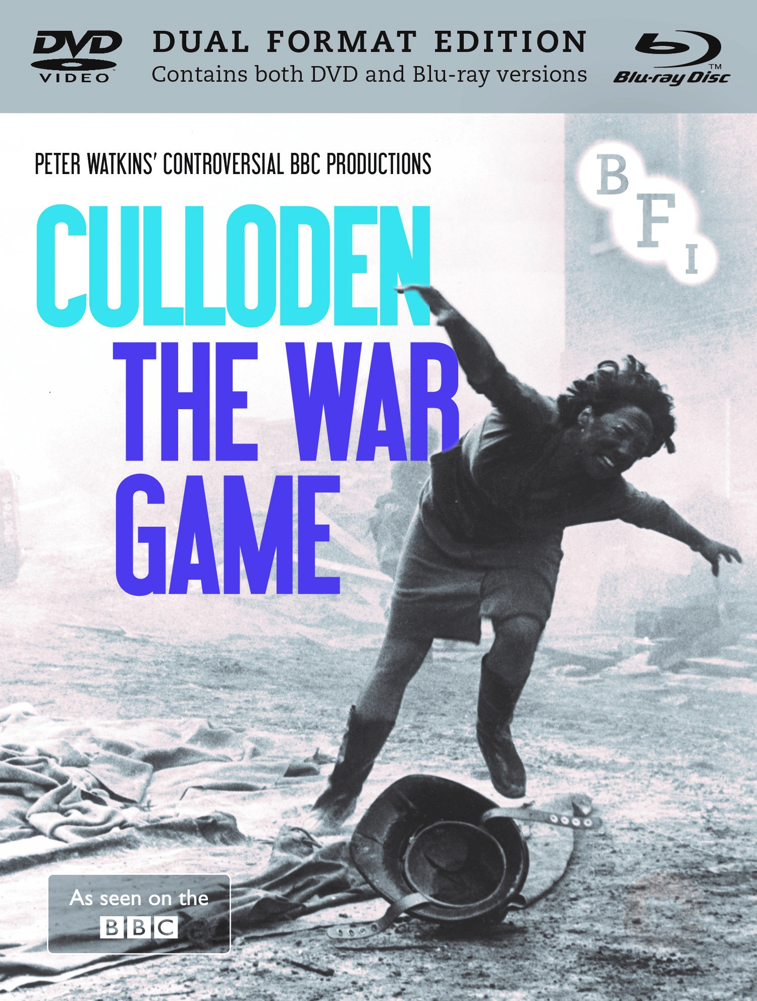 Buy Culloden + The War Game (Dual Format Edition)