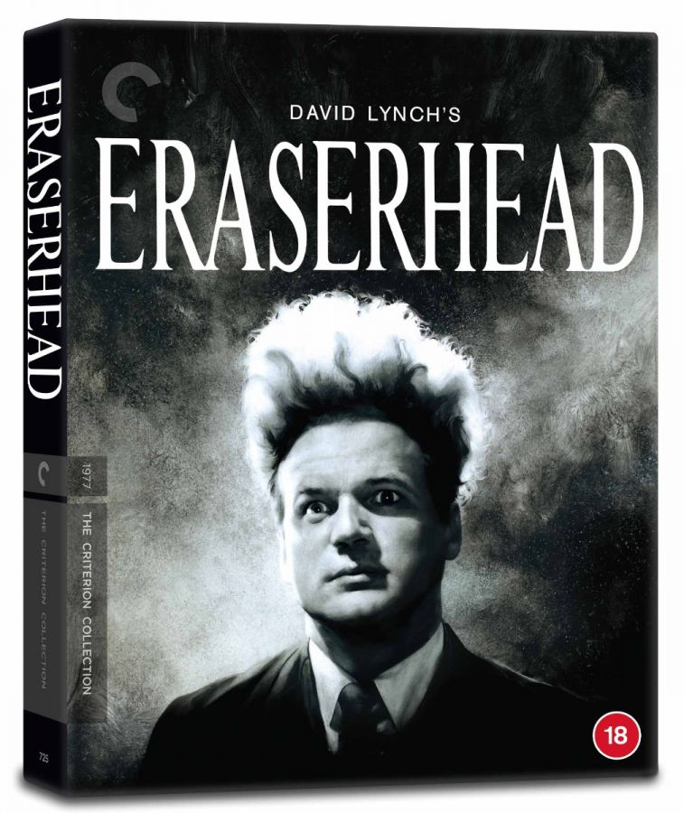 Pre Order Eraserhead Blu Ray