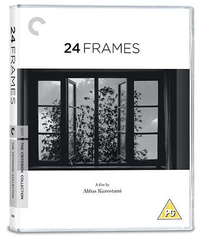 24 Frames Blu-ray pack shot