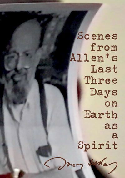 Scenes from Allen's Last Three Days on Earth as a Spirit - Jonas Mekas