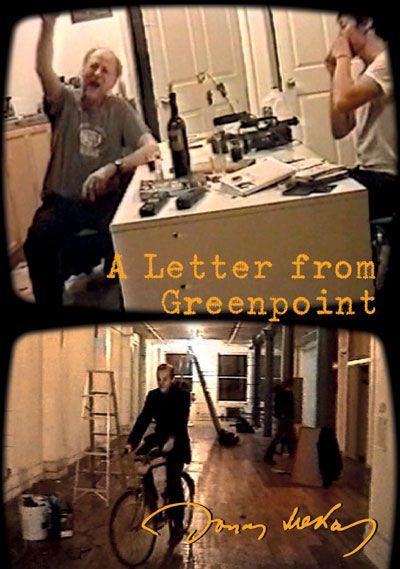A Letter from Greenpoint - Jonas Mekas