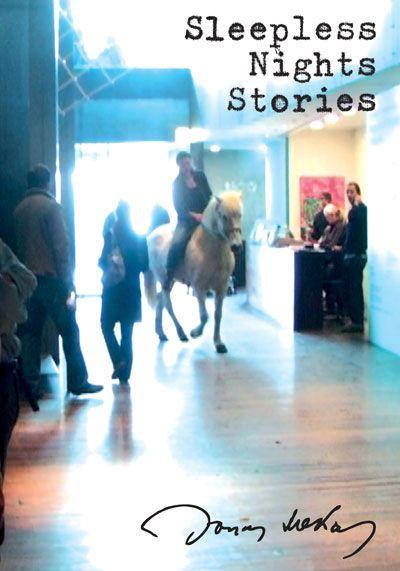 Sleepless Nights Stories  - Jonas Mekas