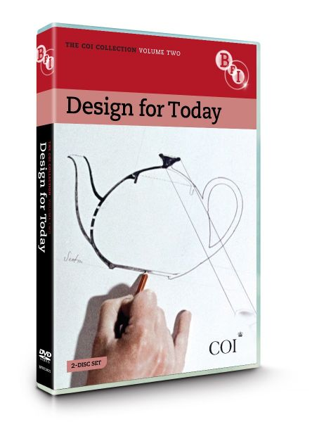 The COI Collection Volume Two: Design for Today (2-DVD set)