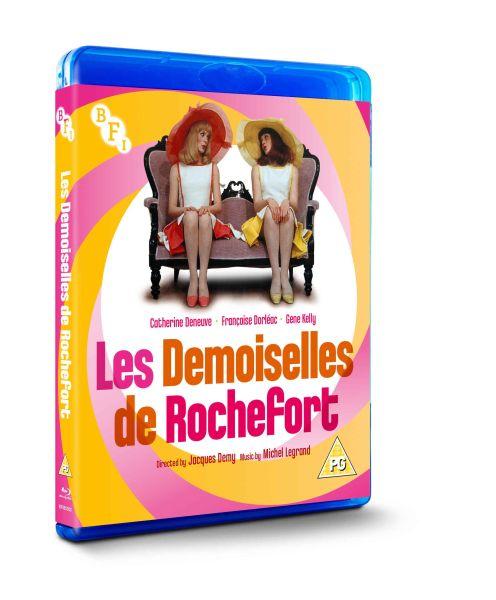 Les Demoiselles de Rochefort (Blu-ray)