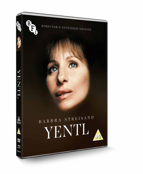PRE-ORDER Yentl (2-disc Blu-ray / DVD set)