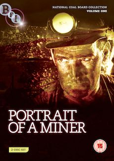 Portrait of a Miner: The National Coal Board Collection Volume One (2-DVD set)
