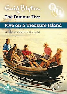 The Famous Five: Five on a Treasure Island (DVD)