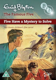 The Famous Five: Five Have a Mystery to Solve (DVD)