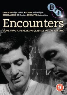 Encounters: Four Ground-Breaking Classics of Gay Cinema (DVD)