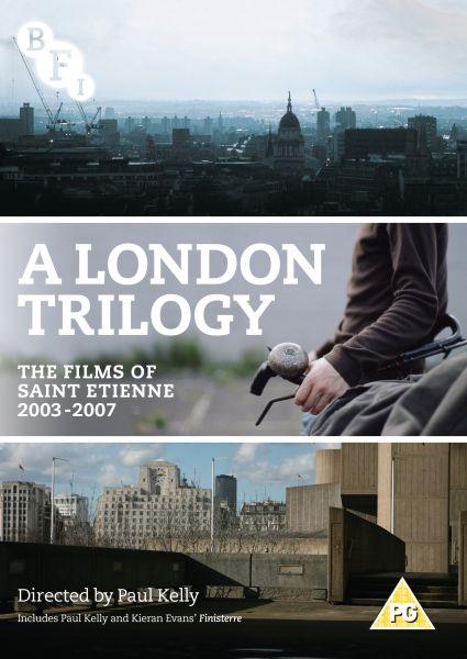 A London Trilogy - The Films of Saint Etienne DVD