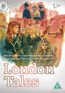 Children's Film Foundation Collection Volume One: London Tales (DVD)